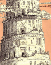 Tower of Babylon, by Tomislav Tomić